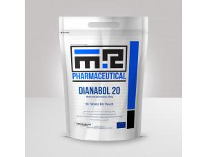 MR-PHARMA Dianabol 20mg/tab