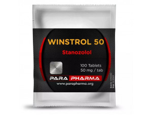 PARA PHARMA WINSTROL 50MG (Tabs)
